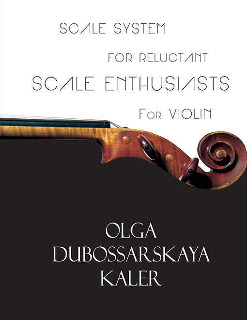 Violin Scale System Cover